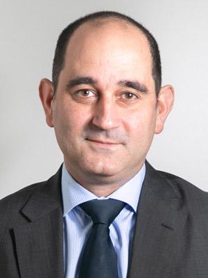 Stéphane Godard - Caisse d'Epargne Grand Est Europe CEGEE